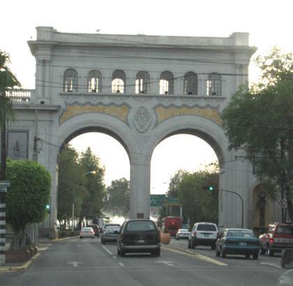 Arcos de Vallarta em Guadalajara