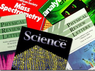 Artigos cientificos publicados