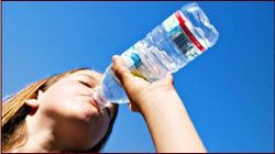 Água e atividade física