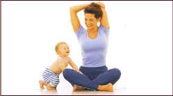 Atividade física e maternidade